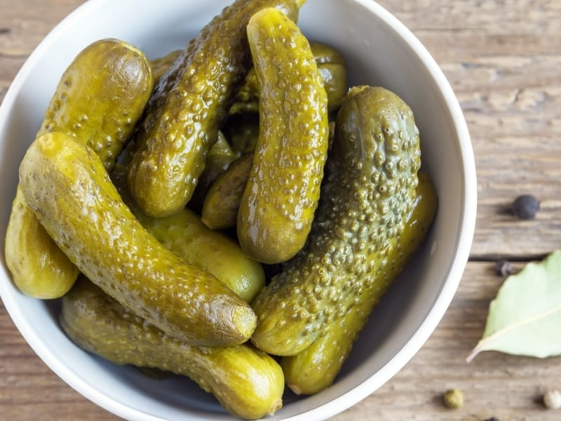 best kind of pickle