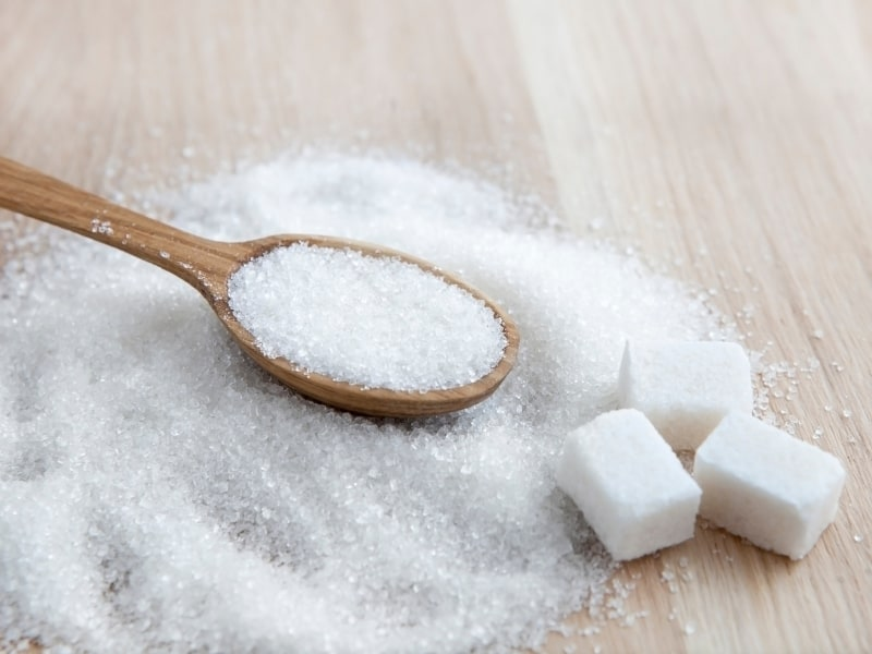 common types of sugar