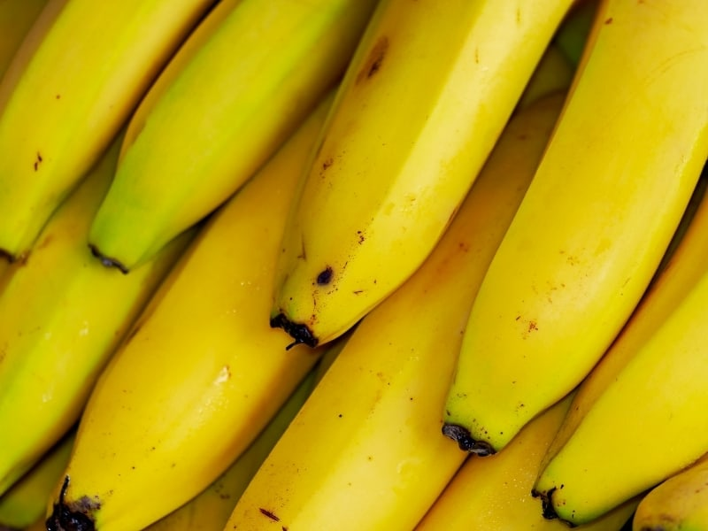 difference between banana and plantain