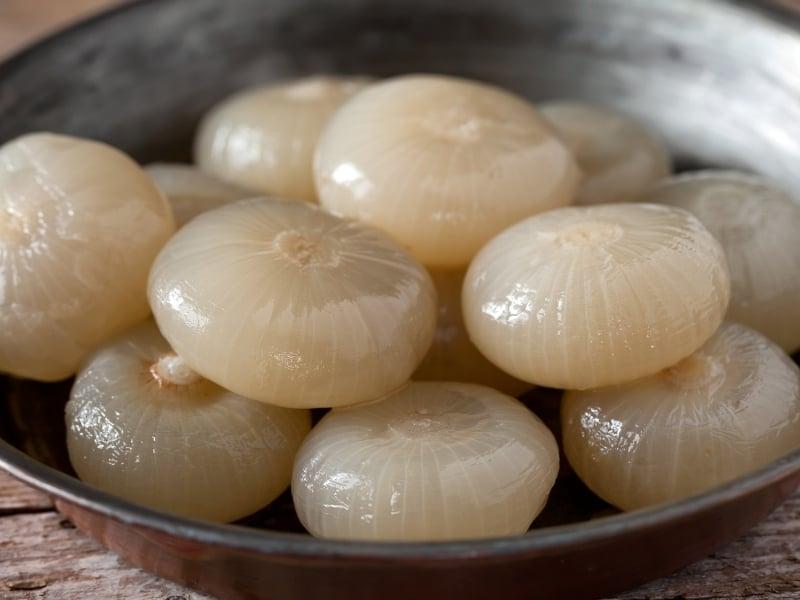 pickling onion