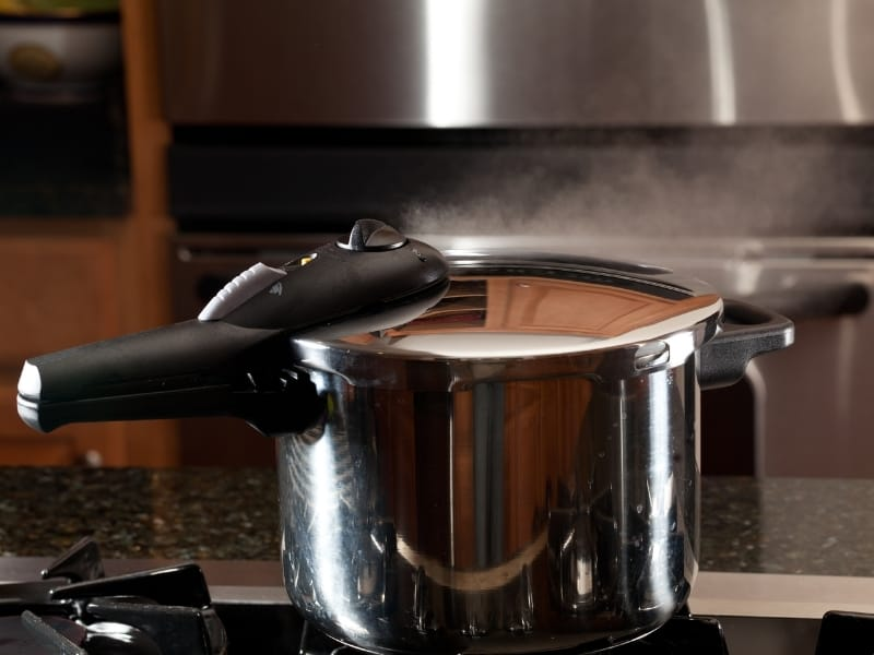 what is a pressure cooker