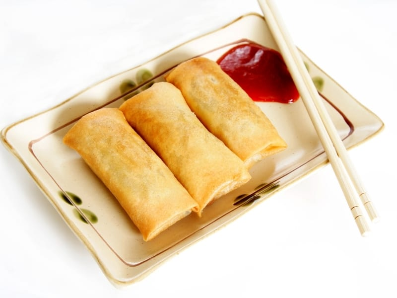 what is an egg roll