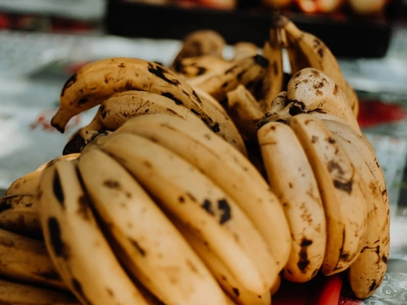 How to Tell When Bananas Have Gone Bad