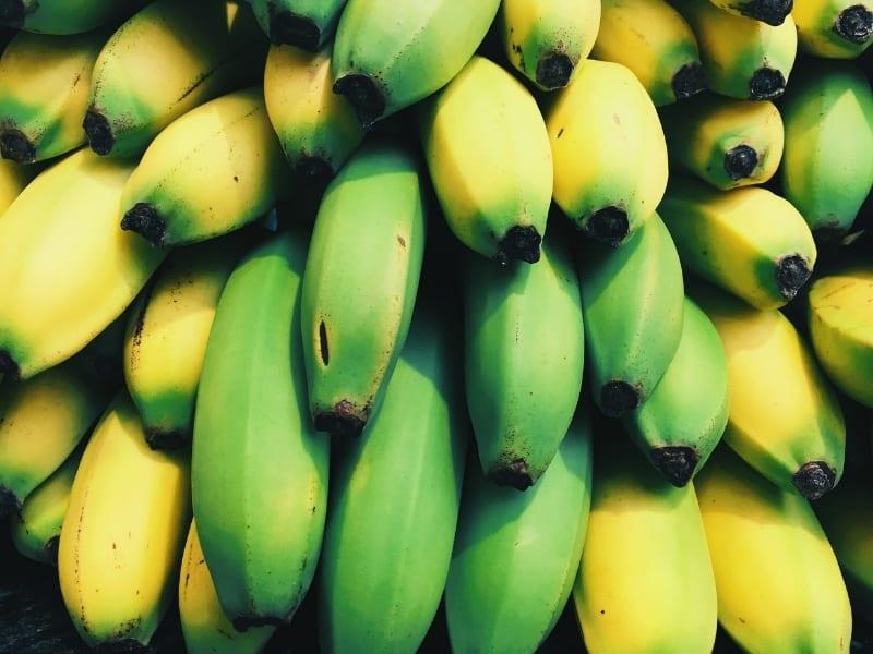 banana varieties