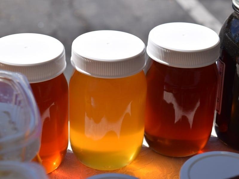 categories of honey
