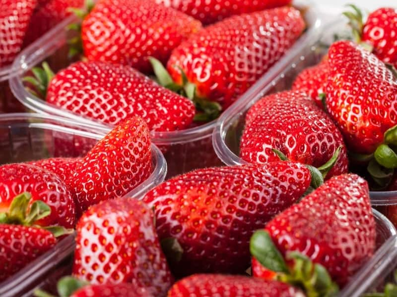 how to store strawberries at home
