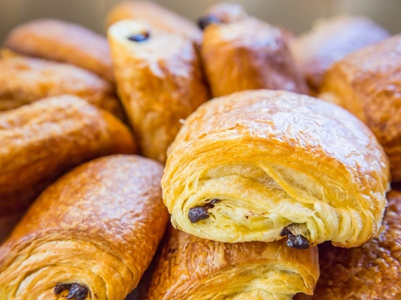 popular types of pastries