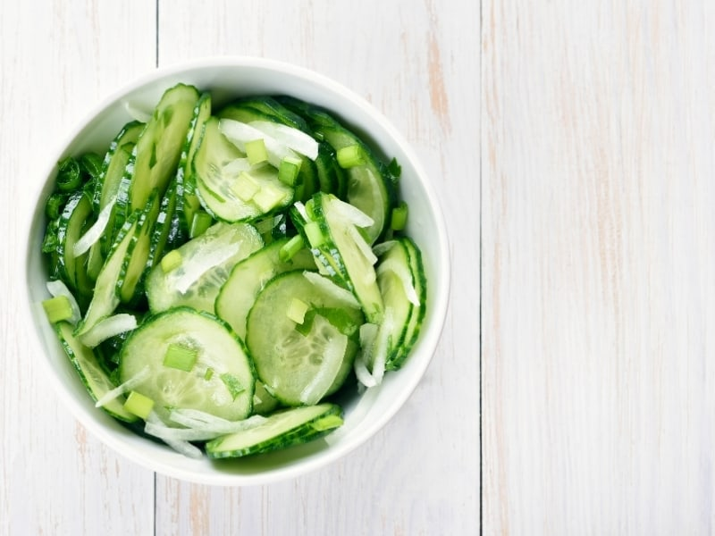 ways on how to store cucumbers