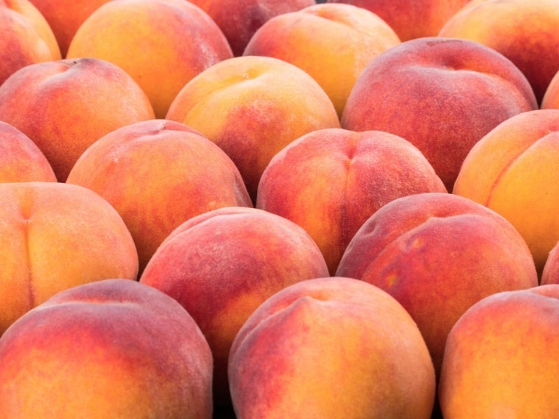 ways on how to store peaches