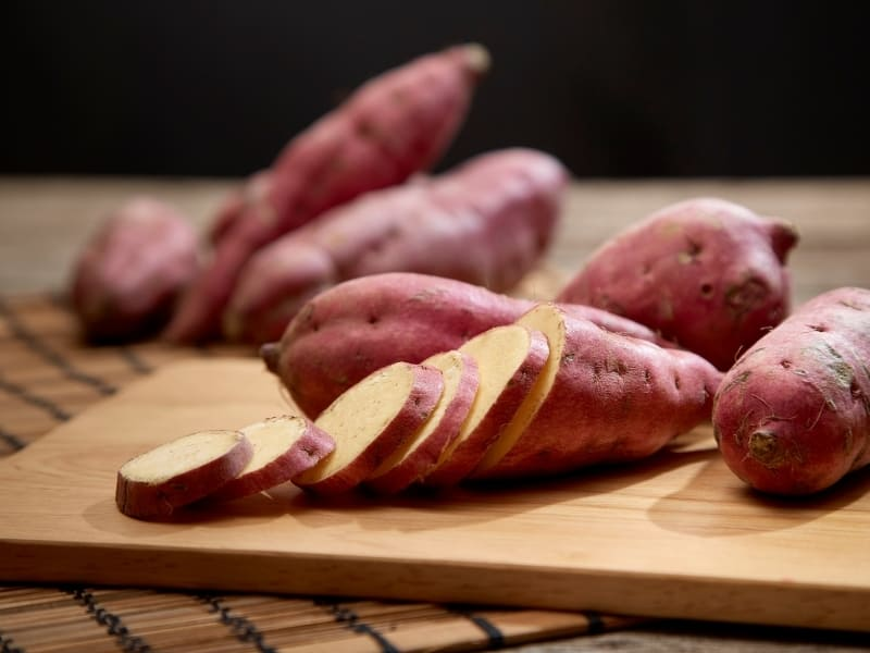ways on how to store sweet potatoes