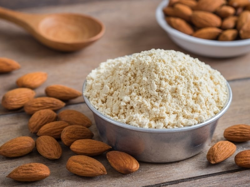 what is almond flour