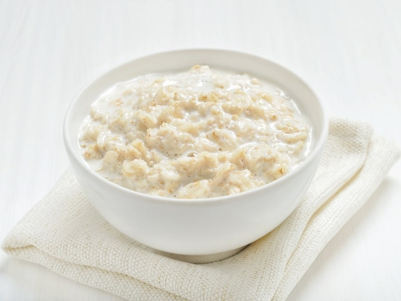 difference between porridge and oatmeal