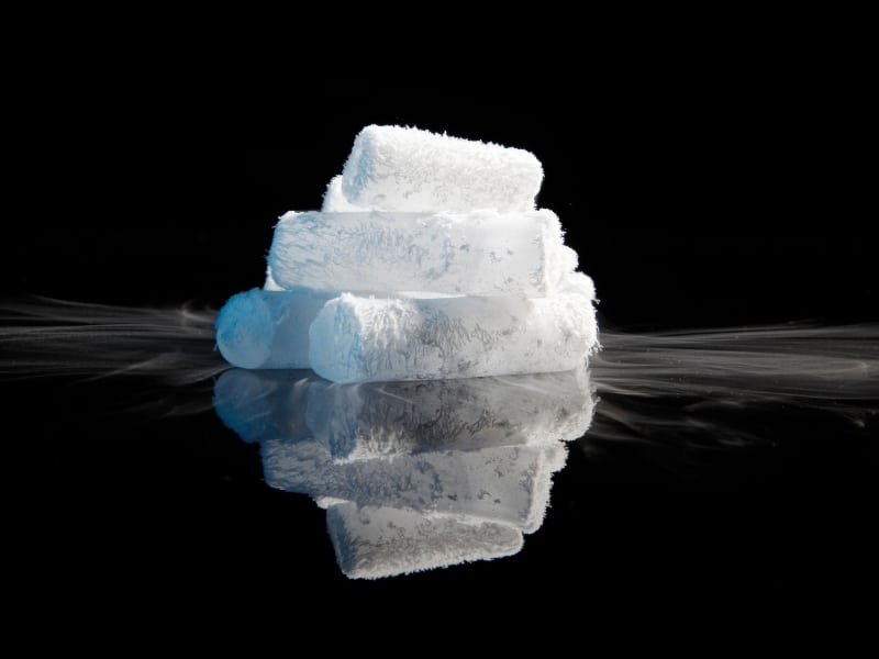 things to consider when storing dry ice