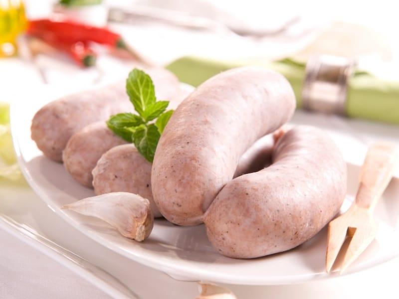 boiled sausage
