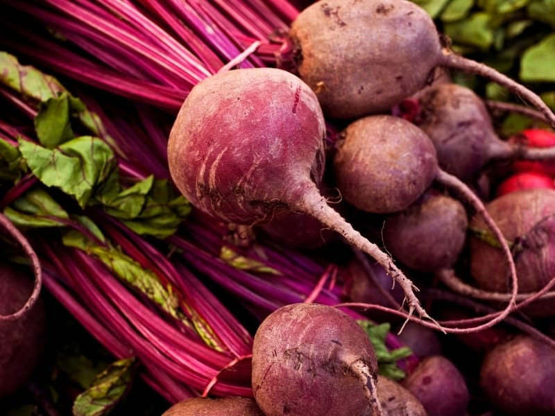 different ways to store beets