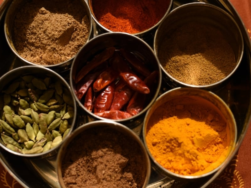 how many types of curries are there