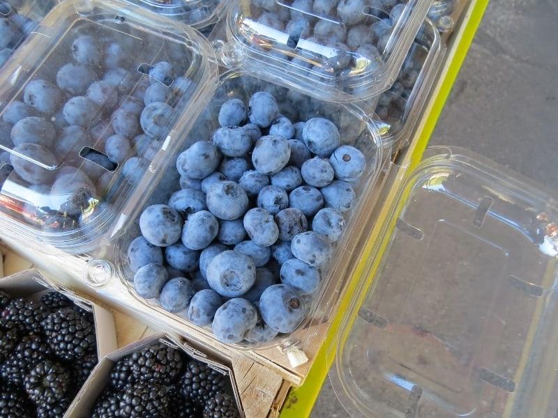 how to make blueberry last longer