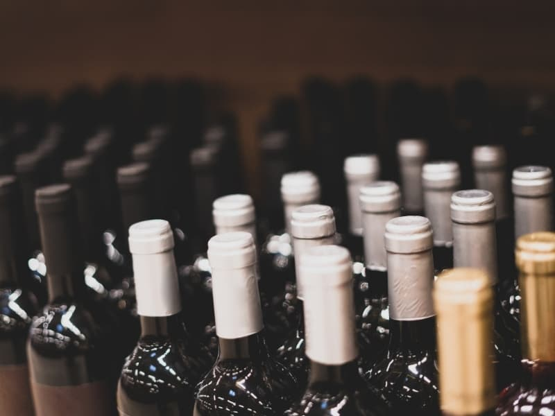 store wine without cellar