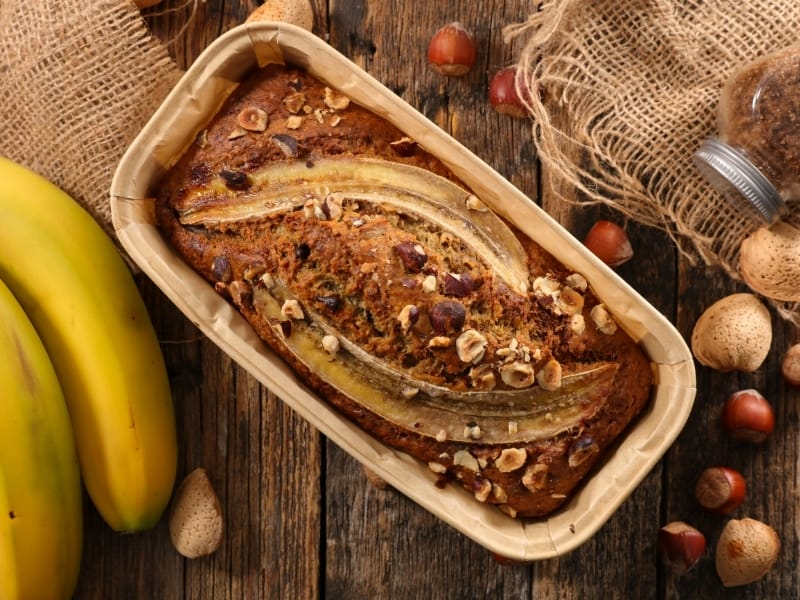 things to consider in storing banana bread