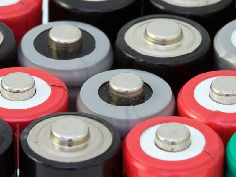 things to consider when storing batteries