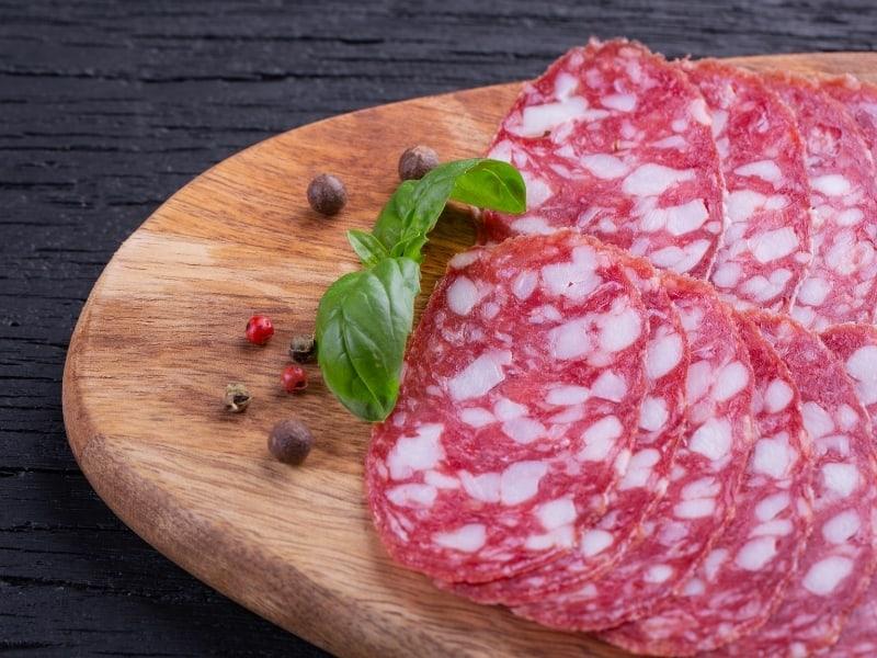 types of salami
