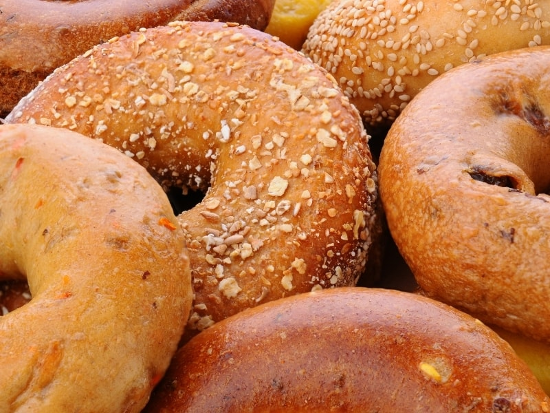 what is a bagel