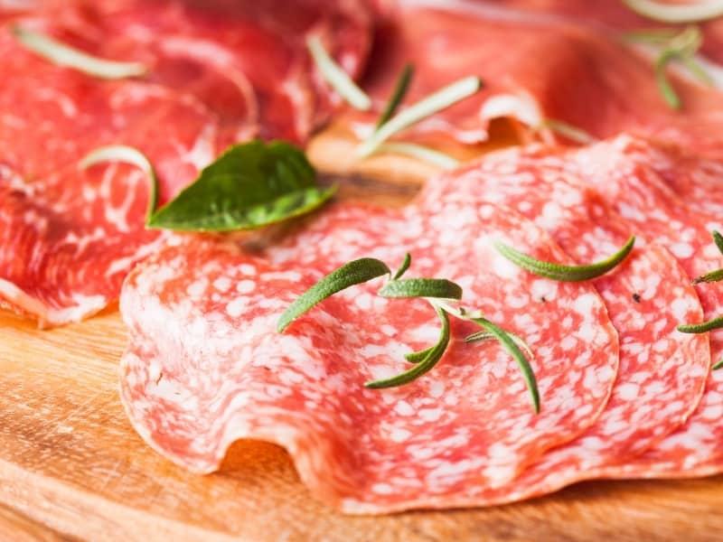 different types of ham
