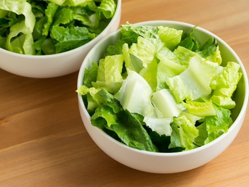 how to store dry lettuce