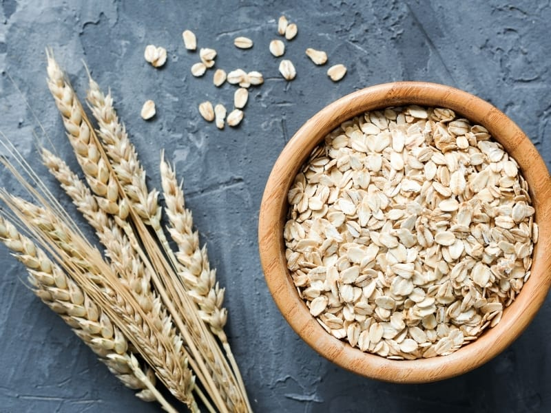 types of oats