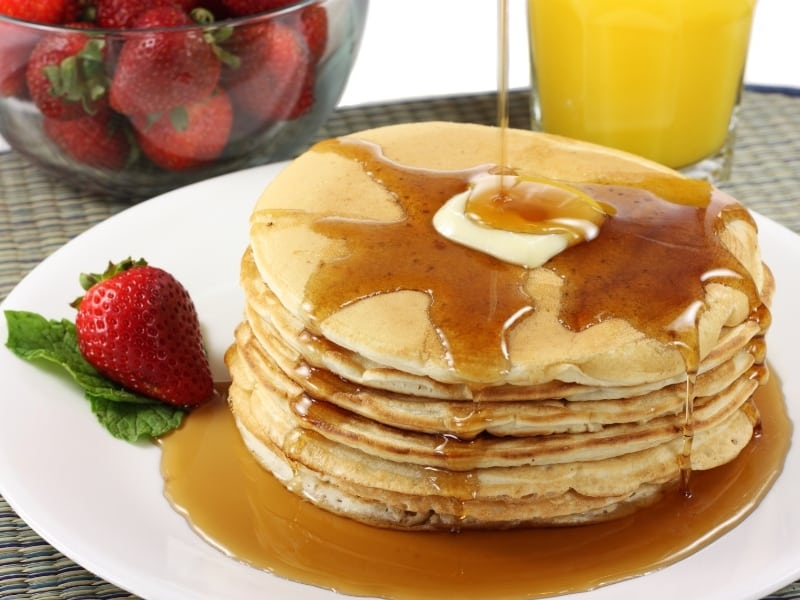 are flapjack and pancake the same