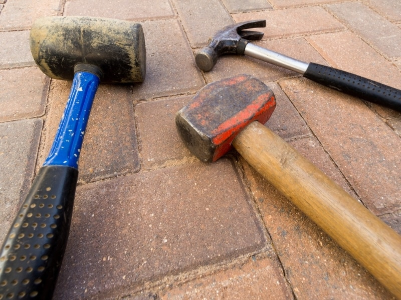 common and popular types of hammer