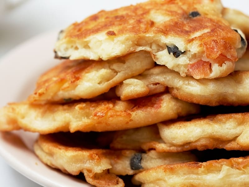 difference between flapjack vs pancake