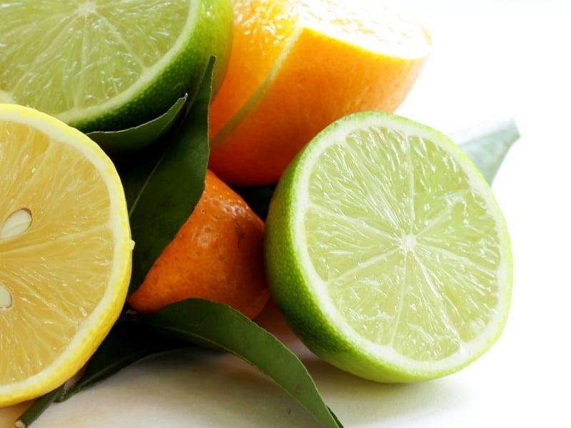 different types of lemons
