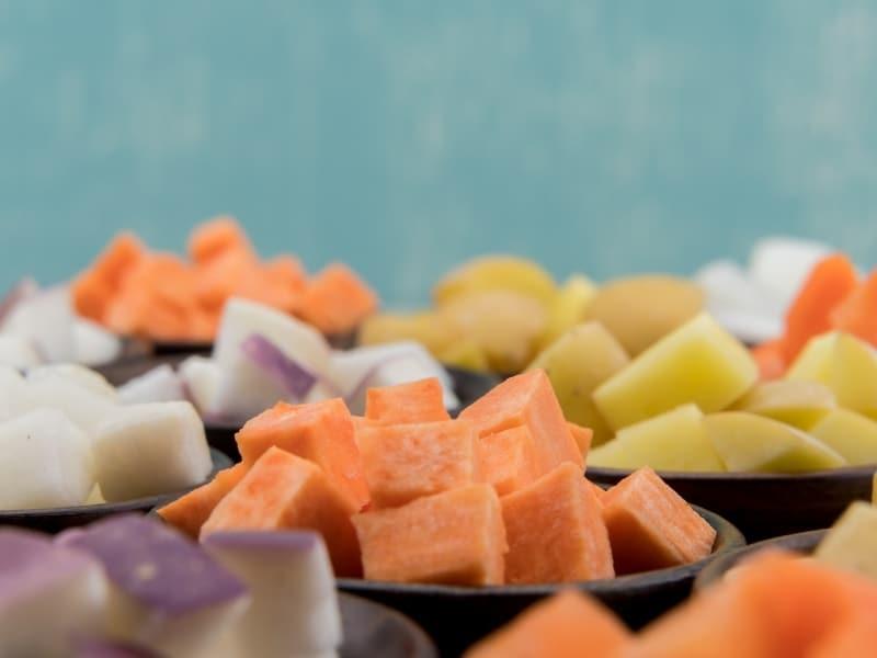 healthiest sweet potato