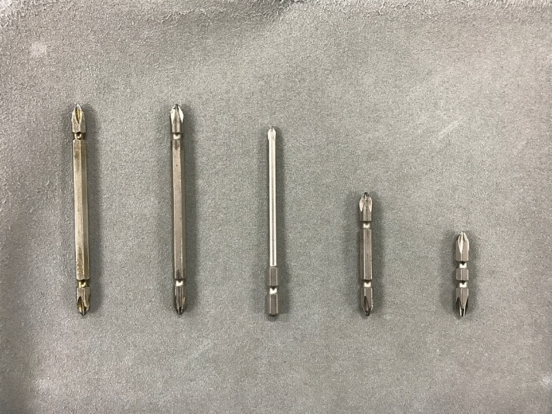 types of drill bits